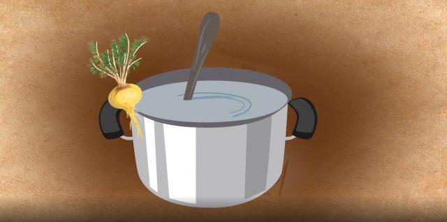 Želatinizacija kuhanje mace
