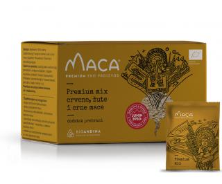 Bioandina aktivirani MIX maca prah